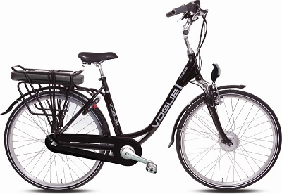 E-BIKE PREMIUM PLUS 7-VERSN 36V 13Ah 468Wh BLACK M