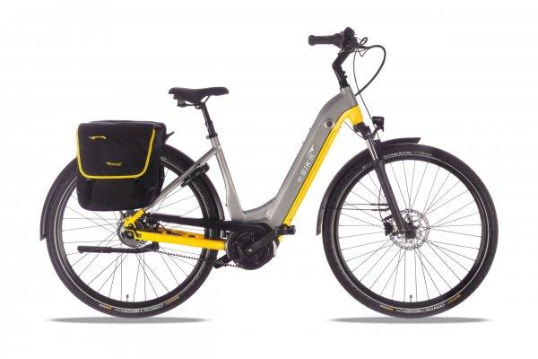 Tour 004+ Ltd Nexus 5 Perf. Belt 500Wh 50cm Yellow